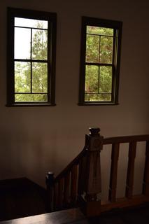 北里研究所の二階