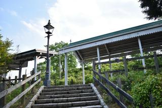 明治村の駅
